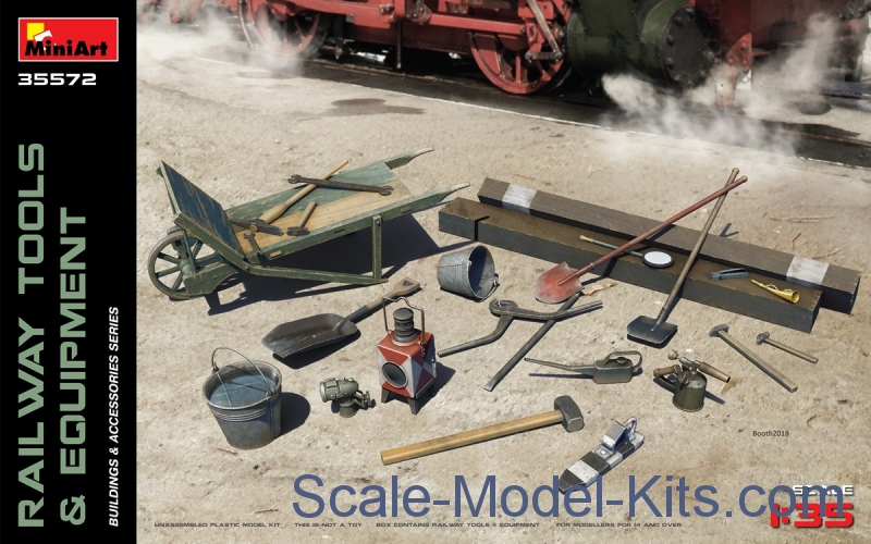 Railway tools & Equipment