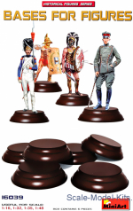 MA16039 Bases for figures, 6 pc