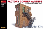 MA35544 Factory corner with steps