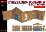MA35546 Industrial Building Sections. Module design.