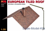 MA35555 European Tiled Roof