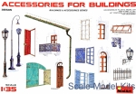 MA35585 Accessories for buildings