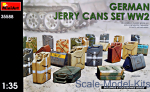 MA35588 German Jerry Cans Set WW2