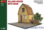 MA36031 Village house with base