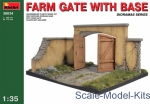 MA36034 Farm gate with base