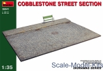 MA36041 Cobblestone street section