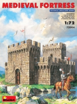 MA72004 Medieval Fortress