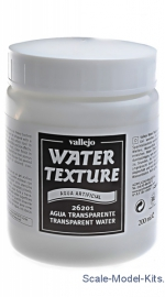 VLJ26201 Water Effects 201, Transparent, 200ML