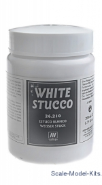 VLJ26210 Earth effects, White Stucco base, 200 ml