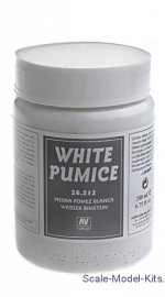 VLJ26212 Earth effects, Fine White Pumice, 200 ml