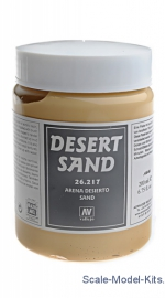 VLJ26217 Earth effects, Desert Sand, 200 ml