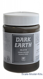 VLJ26218 Earth effects, Dark Earth, 200 ml