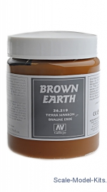 VLJ26219 Earth effects, Brown Earth, 200 ml