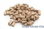 ZEB-A35107 Bricks, 100 pcs
