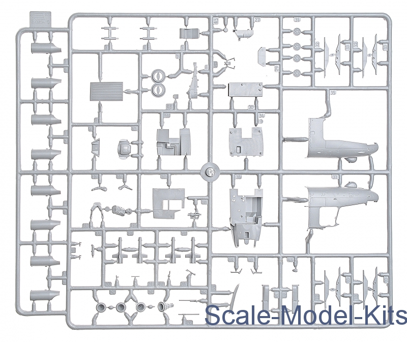 Buildings And Diorama Accessories Plastic Scale Model Kits